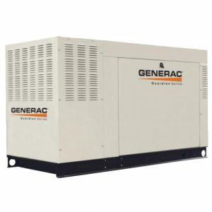 Газовый электрогенератор GENERAC QT27