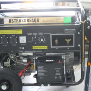 Сварочный электрогенератор ASTRAKOREA AST 220 EW (бензин)