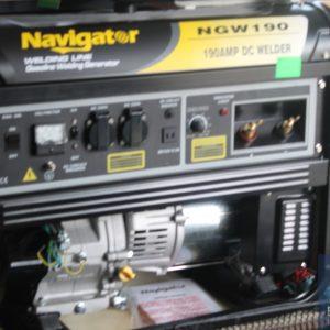 Сварочный электрогенератор Navigator NGW 190