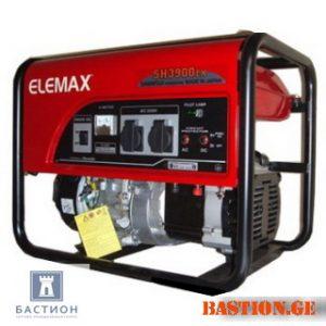 Бензиновый электрогенератор Elemax SH3900 (Sawafuji) (3,3кВт)