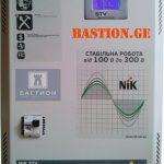 Стабилизатор напряжения тиристорный NIK STV-12