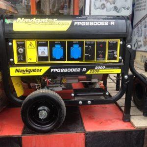 Бензиновый электрогенератор NAVIGATOR FPG8800E 2-R (6.5 кВт)