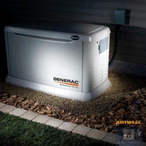 Газовый электрогенератор GENERAC 7045 (10 кВт)