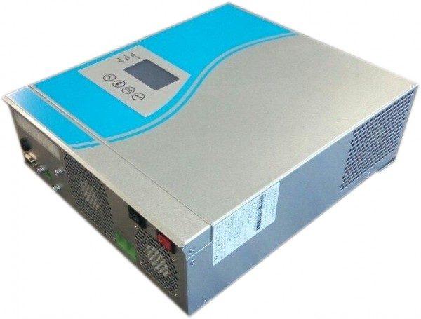 Гибридный солнечный инвертор Q-Power Spirit VP 3kVA+SCC 2400Вт 24В MPPT