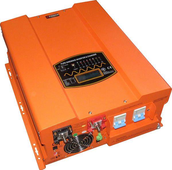 Инвертор Q-Power HPV6048E 6кВт 48В MPPT